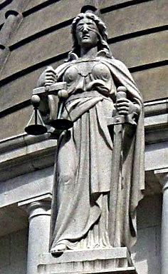 Justitia in Hongkong