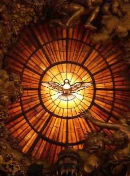 Die Taube des Heiligen Geistes
